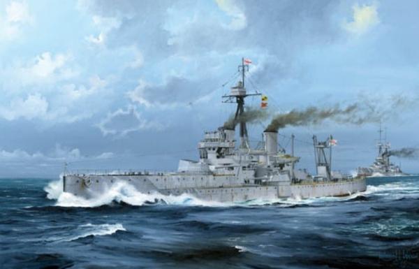 Trumpeter 05330 HMS Dreadnought 1918
