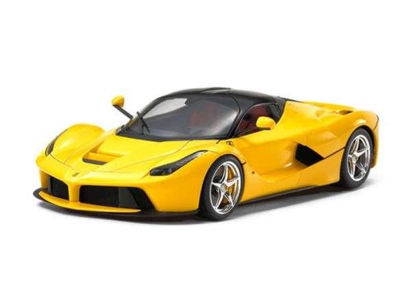 plastikowy-model-do-sklejania-samochodu-laferrari-yellow-version-sklep-modeledo-image_Tamiya_24347_1