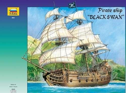 Zvezda_9031_Black_Swan_Pirate_Ship_hobby_shop_modeledo.pl_image_1-image_Zvezda_9031_1