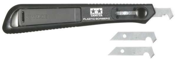 Modelarski nożyk do rytowania / trasowania plastiku, Tamiya 74091.-image_Tamiya_74091_1