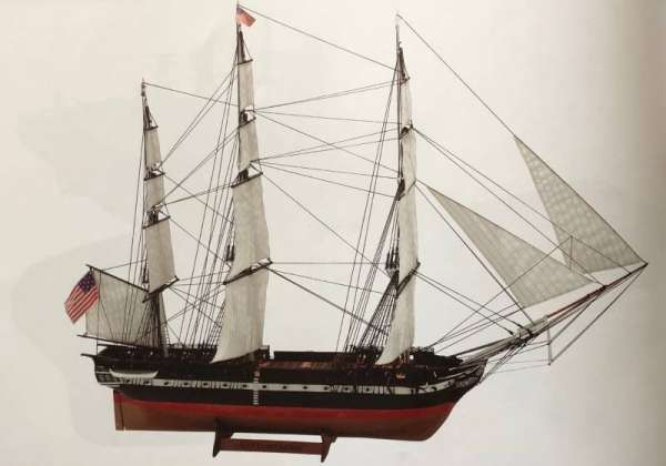 drewniany-model-do-sklejania-fregaty-uss-constitution-sklep-modeledo-image_Billing Boats_BB508_1