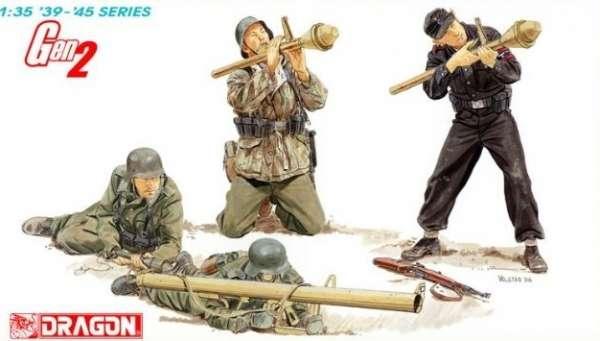 Eastern Front Tank Hunters DRA6279_image1 - figurki Dragon 6279 do sklejania-image_Dragon_6279_1