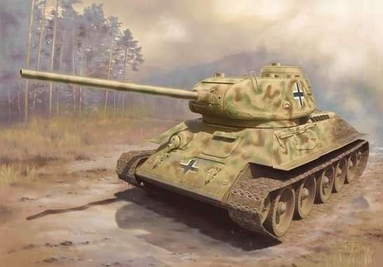 Dragon 6759 Panzerkampfwagen T-34-85 image13 - dra6759-image_Dragon_6759_3