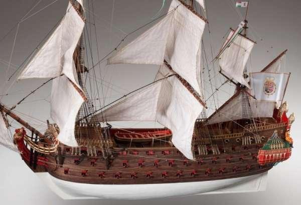 model_drewniany_do_sklejania_dusek_d022_nuestra_senora_hobby_shop_modeledo_image_1-image_Dusek Ship Kits_D022_1