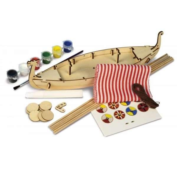 zestaw-modelarski-dla-dzieci-lodz-viking-do-sklejania-sklep-modeledo-image_Artesania Latina drewniane modele statków_30506_5