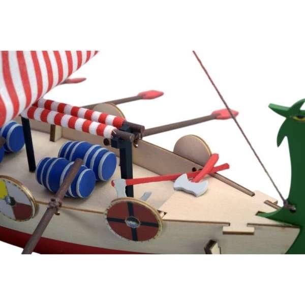 zestaw-modelarski-dla-dzieci-lodz-viking-do-sklejania-sklep-modeledo-image_Artesania Latina drewniane modele statków_30506_3