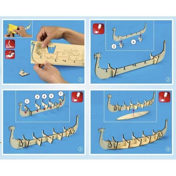 zestaw-modelarski-dla-dzieci-lodz-viking-do-sklejania-sklep-modeledo-image_Artesania Latina drewniane modele statków_30506_6