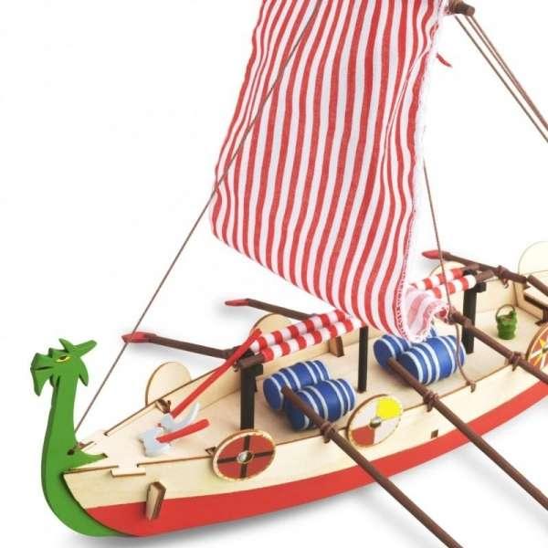 zestaw-modelarski-dla-dzieci-lodz-viking-do-sklejania-sklep-modeledo-image_Artesania Latina drewniane modele statków_30506_4