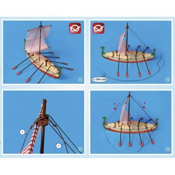 zestaw-modelarski-dla-dzieci-lodz-viking-do-sklejania-sklep-modeledo-image_Artesania Latina drewniane modele statków_30506_7
