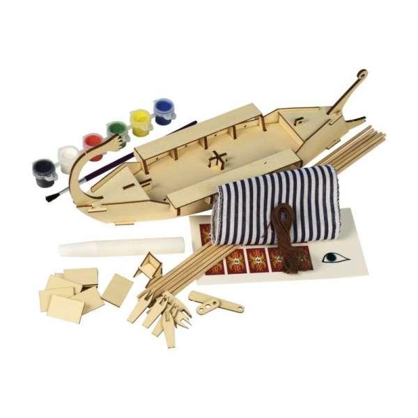 zestaw-modelarski-dla-dzieci-rzymska-galera-cesar-do-sklejania-sklep-modeledo-image_Artesania Latina drewniane modele statków_30508_5