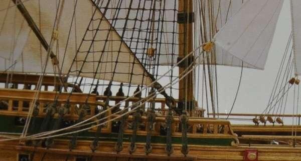 Drewniany model okrętu Norske Love Billing Boats BB437 - image_2_bb437-image_Billing Boats_BB437_2
