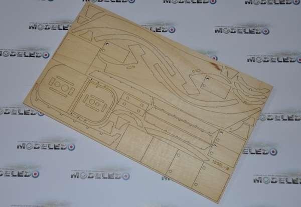 Billing_Boats_HMS_Bounty_BB492 - drewniany model żaglowca do sklejania, modeledo.pl_sklep_modelarski_image_9-image_Billing Boats_BB492_3
