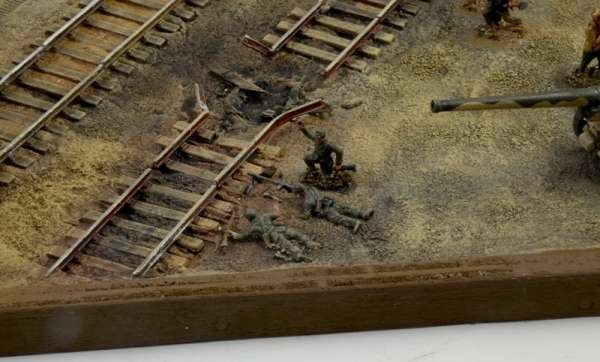 Battle Set El ALamein The Railway Station Italeri 6181 zestaw modelarski do sklejania image_1_ita6181_g-image_Italeri_6181_3