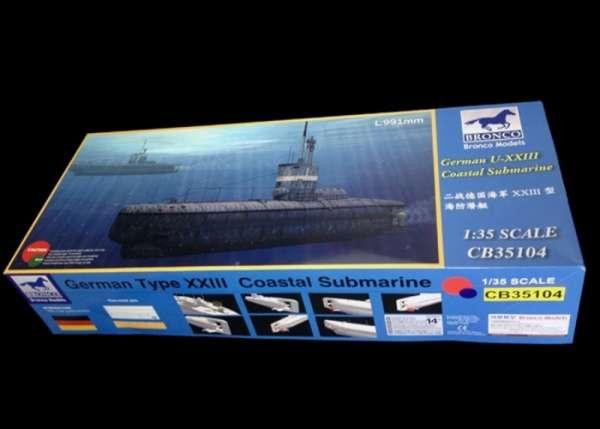 model_do_sklejania_bronco_cb35104_german_u_xxiii_coastal_submarine_sklep_modelarski_modeledo_image_2-image_Bronco Models_CB35104_2