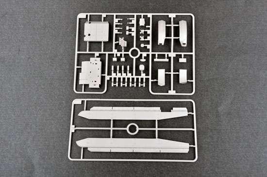 Model czołgu T-62 w skali 1:35 do sklejania, Trumpeter 01553_image_8-image_Trumpeter_01553_3