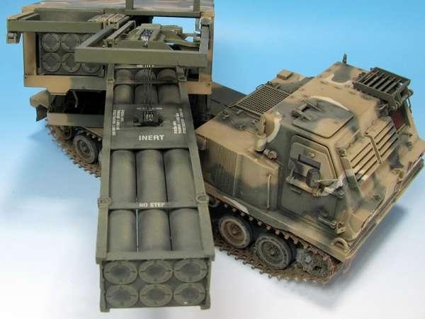 Dragon 3557 w skali 1/35 - image b - model M270A1 MLRS-image_Dragon_3557_4