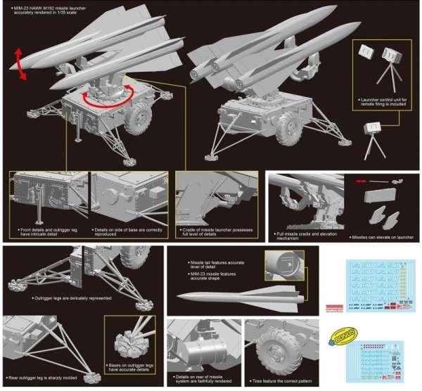 model_do_sklejania_mim_23_hawk_m192_anti_aircraft_missile_laucher_sklep_modelarski_modeledo_image_3-image_Dragon_3580_3