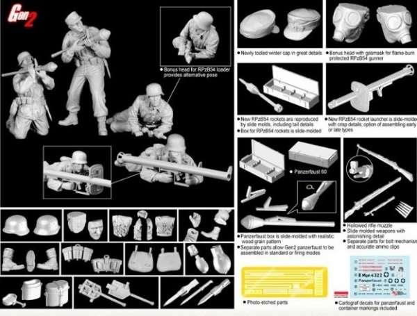 Eastern Front Tank Hunters DRA6279_image2 - figurki Dragon 6279 do sklejania-image_Dragon_6279_3