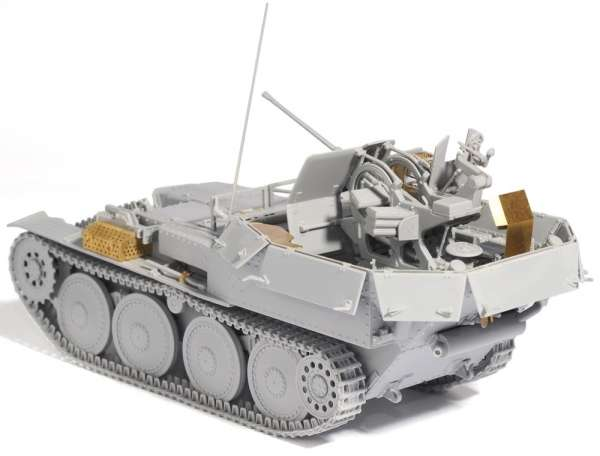 Dragon 6590 model do sklejania w skali 1:35 - image e - FlaK 38(t) Ausf.M (Late Production)-image_Dragon_6590_3