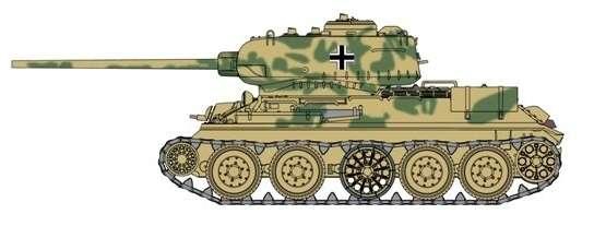 Dragon 6759 Panzerkampfwagen T-34-85 image1 - dra6759-image_Dragon_6759_3