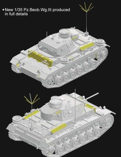 Panzerbeobachtungswagen III Ausf.F model_do_sklejania_dragon_6792_image_14-image_Dragon_6792_3