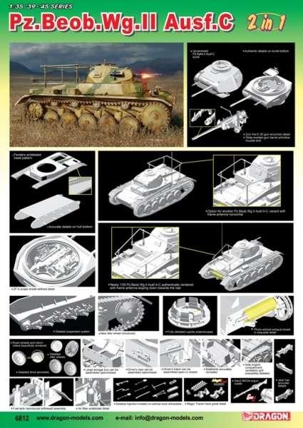Dragon 6812 w skali 1:35 - plastikowy model do sklejania i pomalowania - image a-image_Dragon_6812_3