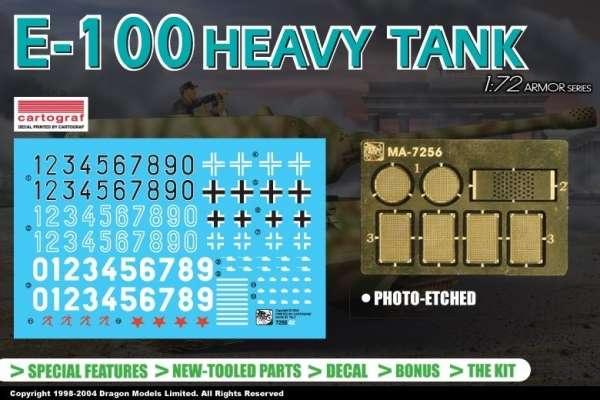 Dodatki do modelu czołgu E100 w skali 1:72 - Dragon 7256-image_Dragon_7256_3