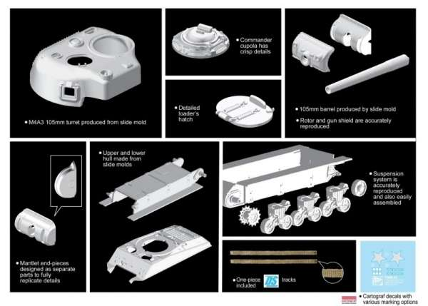 plastikowy-model-do-sklejania-czolgu-sherman-m4a3-sklep-modeledo-image_Dragon_7569_2
