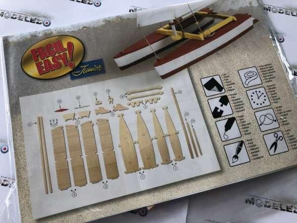 drewniany-model-zaglowki-hobie-cat-do-sklejania-sklep-modeledo-image_Artesania Latina drewniane modele statków_30502_9