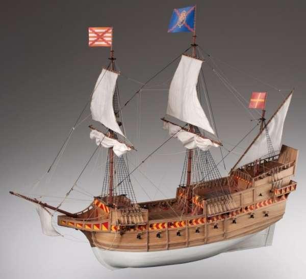 model_drewniany_do_sklejania_dusek_d018_galeon_san_martin_hobby_shop_modeledo_image_11-image_Dusek Ship Kits_D018_3