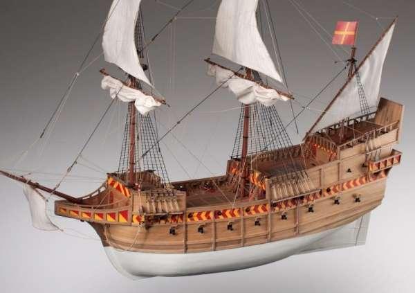 model_drewniany_do_sklejania_dusek_d018_galeon_san_martin_hobby_shop_modeledo_image_1-image_Dusek Ship Kits_D018_1