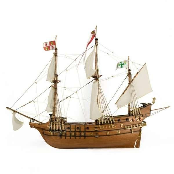 drewniany-model-do-sklejania-galeonu-san-francisco-ii-sklep-modeledo-image_Artesania Latina drewniane modele statków_22452-N_3