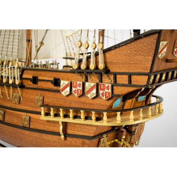 drewniany-model-do-sklejania-galeonu-san-francisco-ii-sklep-modeledo-image_Artesania Latina drewniane modele statków_22452-N_7