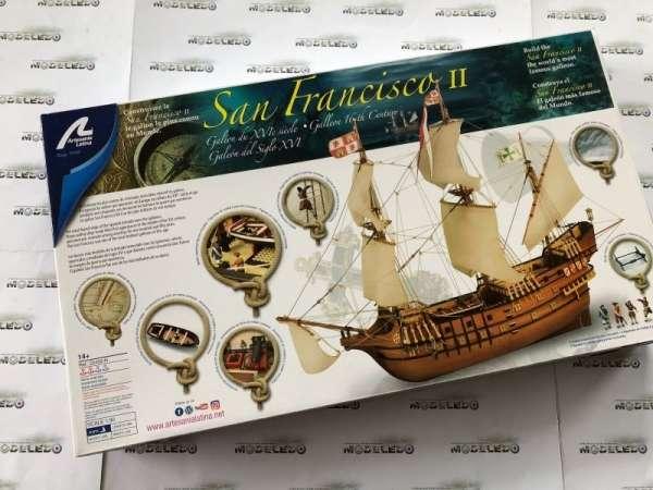 -image_Artesania Latina drewniane modele statków_22452-N_20