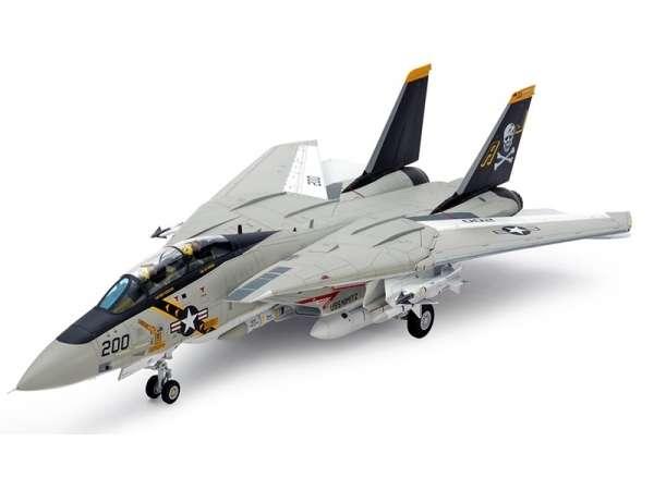 Myśliwiec Grumman F-14A Tomcat model do sklejania w skali 1:48, model Tamiya 61114_image_13-image_Tamiya_61114_3