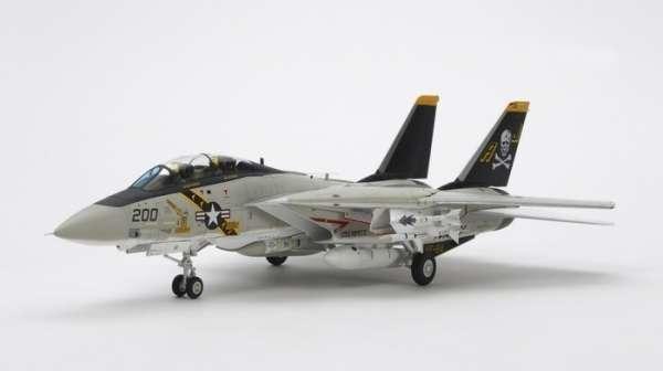 Myśliwiec Grumman F-14A Tomcat model do sklejania w skali 1:48, model Tamiya 61114_image_17-image_Tamiya_61114_4