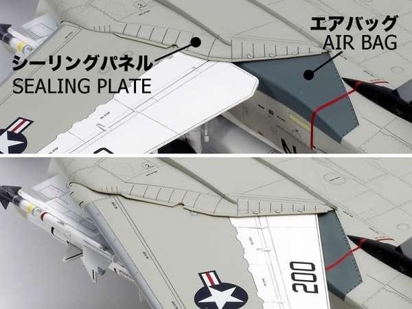 Myśliwiec Grumman F-14A Tomcat model do sklejania w skali 1:48, model Tamiya 61114_image_10-image_Tamiya_61114_3