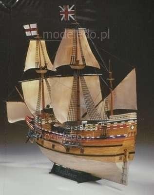 Model żaglowca Mayflower do sklejania w skali 1-150 heller_80828_image_5-image_Heller_80828_5