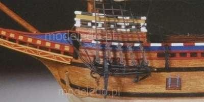 Model żaglowca Mayflower do sklejania w skali 1-150 heller_80828_image_7-image_Heller_80828_7