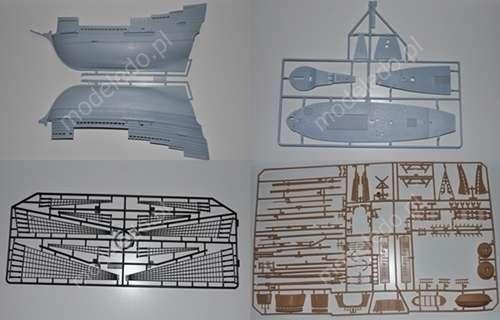 Model żaglowca Mayflower do sklejania w skali 1-150 heller_80828_image_3-image_Heller_80828_3