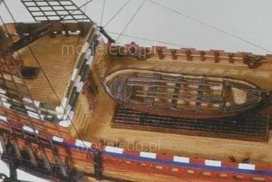 Model żaglowca Mayflower do sklejania w skali 1-150 heller_80828_image_6-image_Heller_80828_6