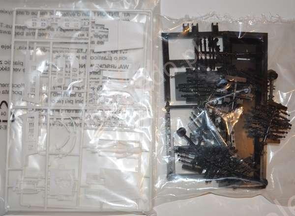 Plastikowy model żaglowca do sklejania La Sirena model_heller_80893_image_5-image_Heller_80893_6