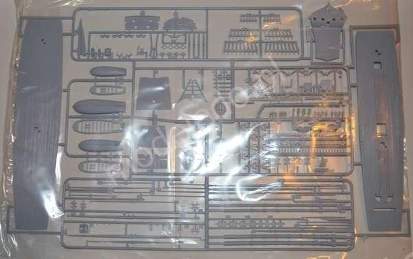 Plastikowy model żaglowca do sklejania La Sirena model_heller_80893_image_4-image_Heller_80893_5
