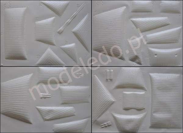 Żagle do modelu żaglowca Soleil Royal-image_Heller_80899_6