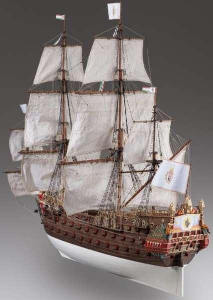 model_drewniany_do_sklejania_dusek_d022_nuestra_senora_hobby_shop_modeledo_image_3-image_Dusek Ship Kits_D022_3