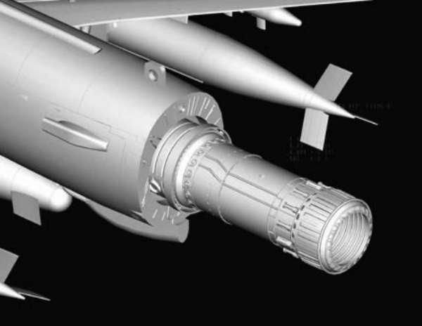 Plastikowy model Hobby Boss 80333 F-105G Thunderchief do sklejania - image_4-image_Hobby Boss_80333_3