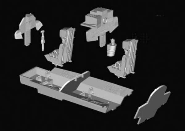 Plastikowy model Hobby Boss 80353 samolot Tornado IDS do sklejania - image_13-image_Hobby Boss_80353_3