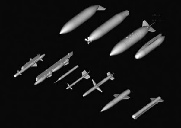 Plastikowy model Hobby Boss 80353 samolot Tornado IDS do sklejania - image_12-image_Hobby Boss_80353_3