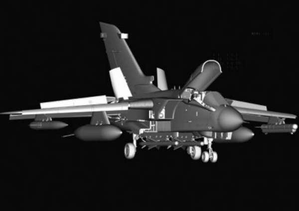 Plastikowy model Hobby Boss 80353 samolot Tornado IDS do sklejania - image_6-image_Hobby Boss_80353_3