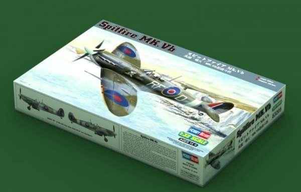 Supermarine Spitfire Mk.Vb model do sklejania w sklai 1:32 hobby_boss_83205_image_1-image_Hobby Boss_83205_3